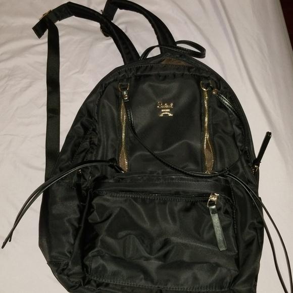 508c6137f875 SALAD Black Backpack
